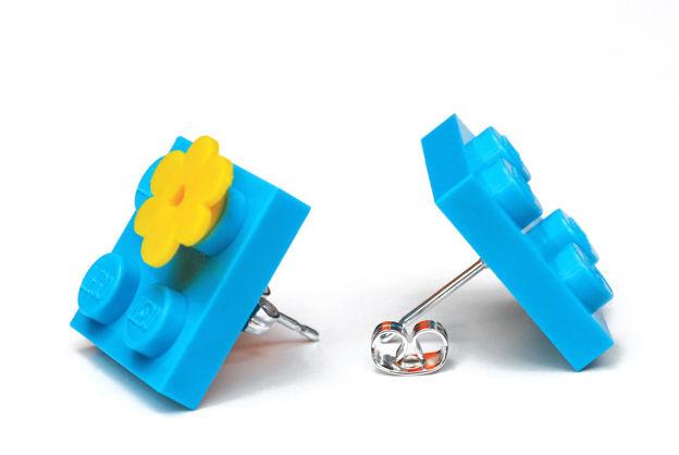 Immagine di ORECCHINI LEGO