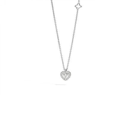 Immagine di ANNIVERSARY LOVE Collana punto luce e diamanti P67SC002