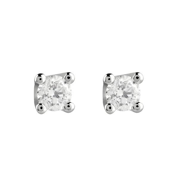 Immagine di VIRGINIA ORECCHINI con diamanti 20069099