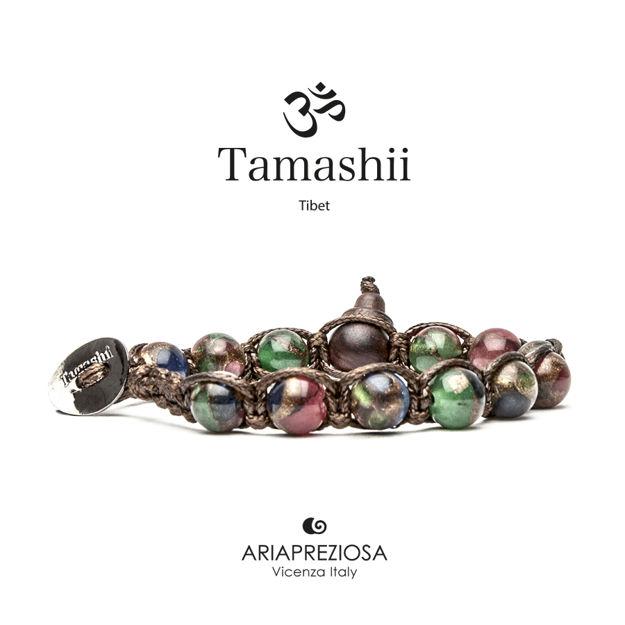 Immagine di Bracciale Tamashii Originale Quarzo Mosaico Misto BHS900-238