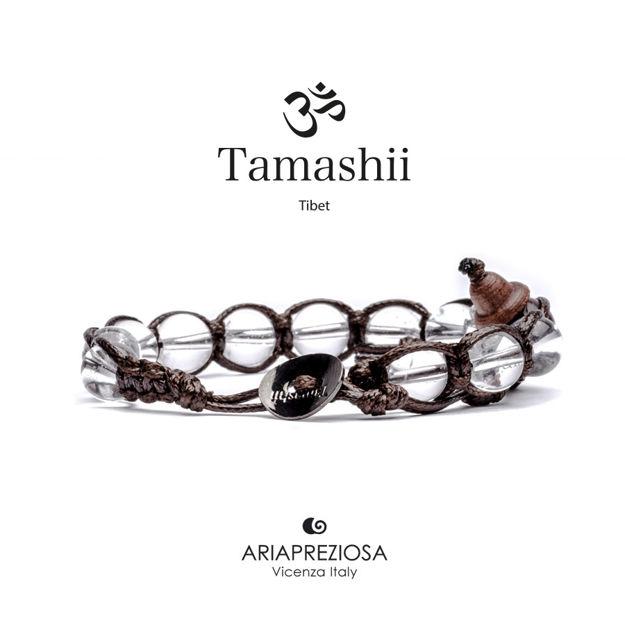 Immagine di Bracciale Tamashii Originale Cristallo di Rocca BHS900-61