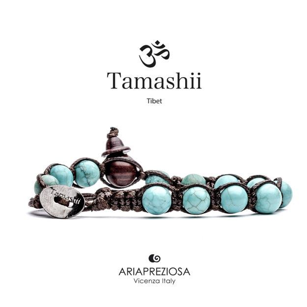 Immagine di Bracciale Tamashii Originale Turchese BHS900-07