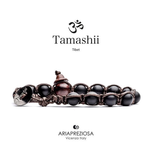 Immagine di Bracciale Tamashii Originale Onice Opaco BHS900-64