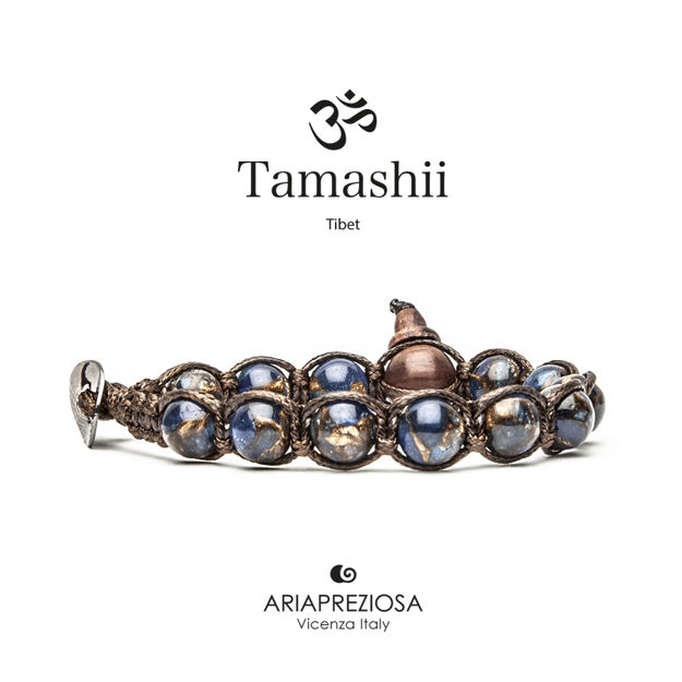 Immagine di Bracciale Tamashii Originale Quarzo Mosaico Blu BHS900-240
