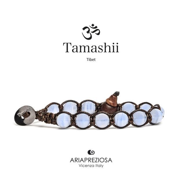 Immagine di Bracciale Tamashii Originale Calcedonio BHS900-184