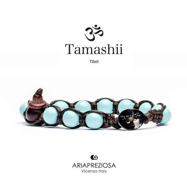Immagine di Bracciale Tamashii Originale Pasta di Turchese BHS900-60