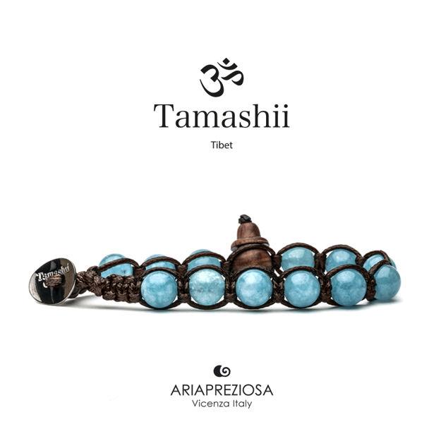 Immagine di Bracciale Tamashii Originale Giada Sky Blue BHS900-196