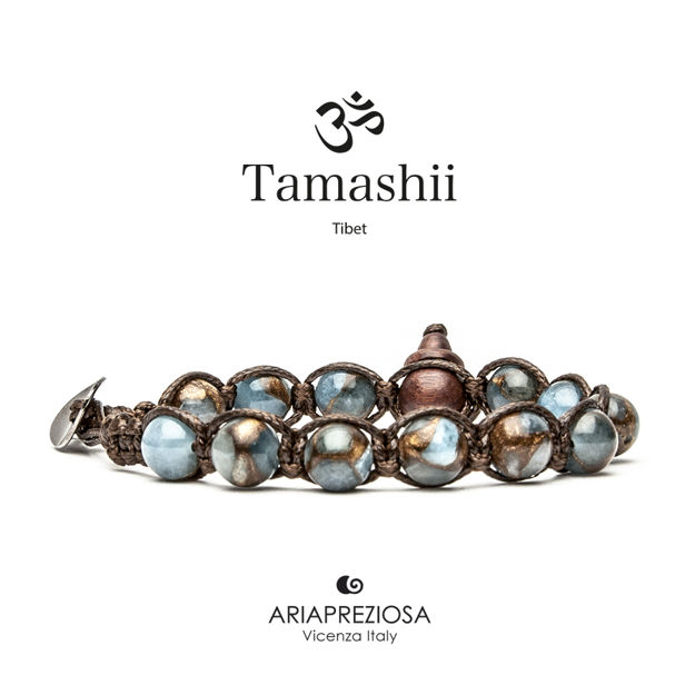 Immagine di Bracciale Tamashii Originale Quarzo Mosaico Azzurro BHS900-235