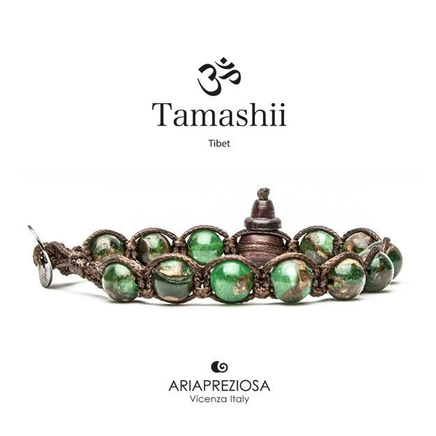 Immagine di Bracciale Tamashii Originale Quarzo Mosaico Verde BHS900-237