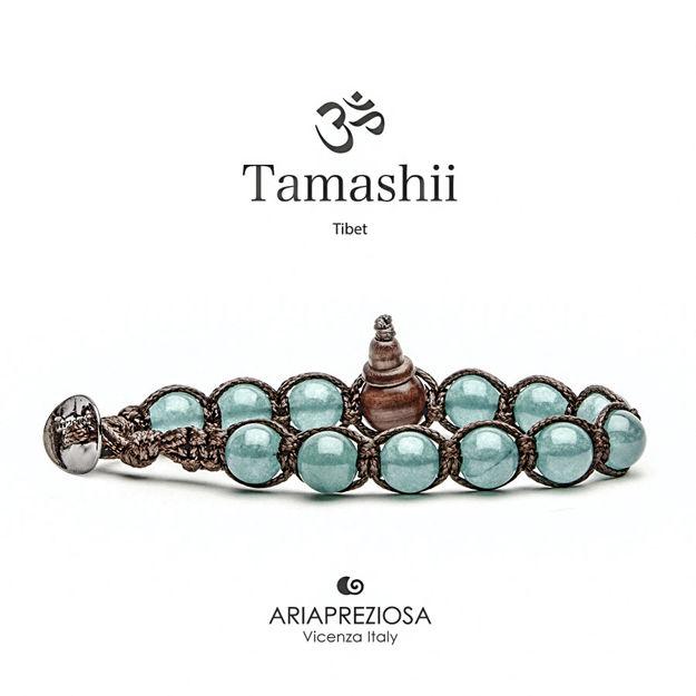 Immagine di Bracciale Tamashii Originale Giada Verde Lago BHS900-215