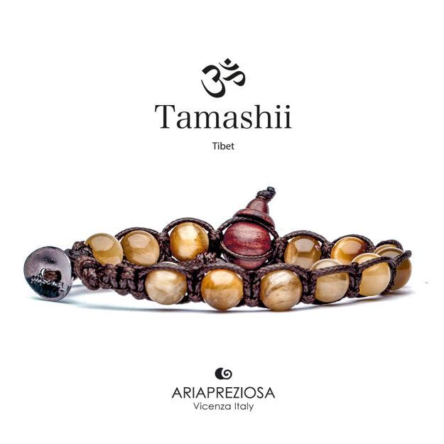 Immagine di Bracciale Tamashii Originale Occhio di Tigre BHS900-80