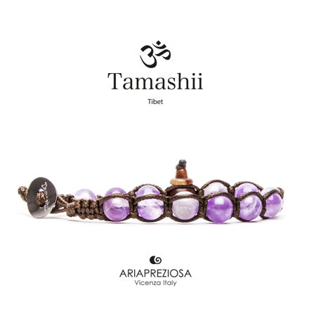 Immagine di Bracciale Tamashii Originale Ametista Chiara BHS900-242