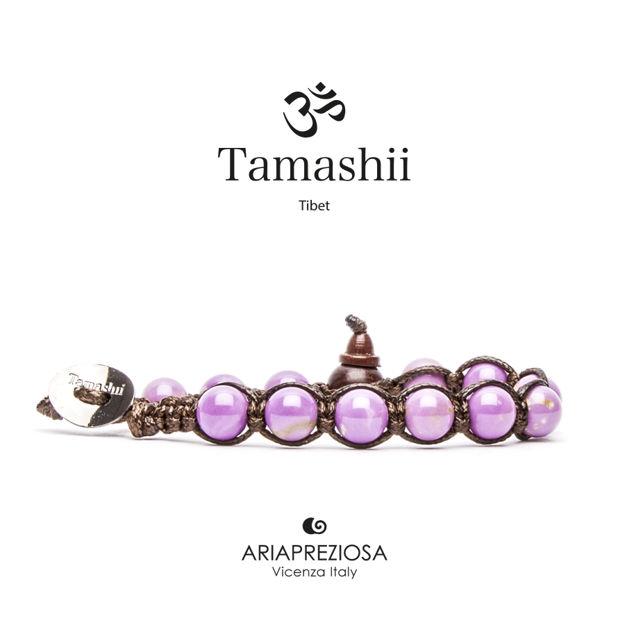Immagine di Bracciale Tamashii Originale Mica Viola BHS900-247