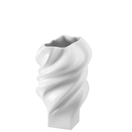 Rosenthal Vaso Squall bianco 23 cm
